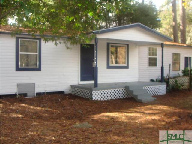 314 Edgewater Road, Savannah, GA 31406 (MLS #239052) :: RE/MAX All American Realty