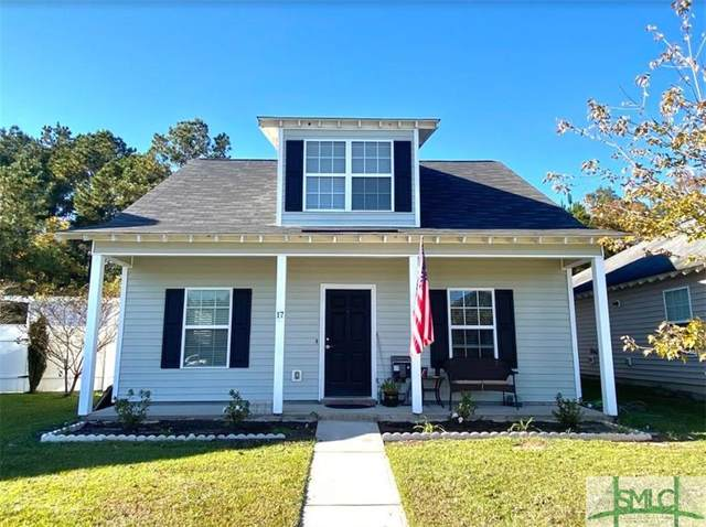 17 Rosa Lane, Savannah, GA 31419 (MLS #239068) :: RE/MAX All American Realty