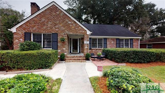 121 Brandywine Road, Savannah, GA 31405 (MLS #239074) :: Team Kristin Brown | Keller Williams Coastal Area Partners