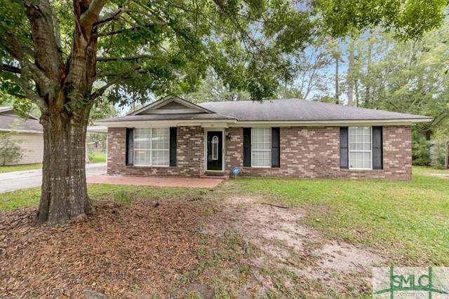 30 Eagle Nest Lane, Richmond Hill, GA 31324 (MLS #239076) :: RE/MAX All American Realty
