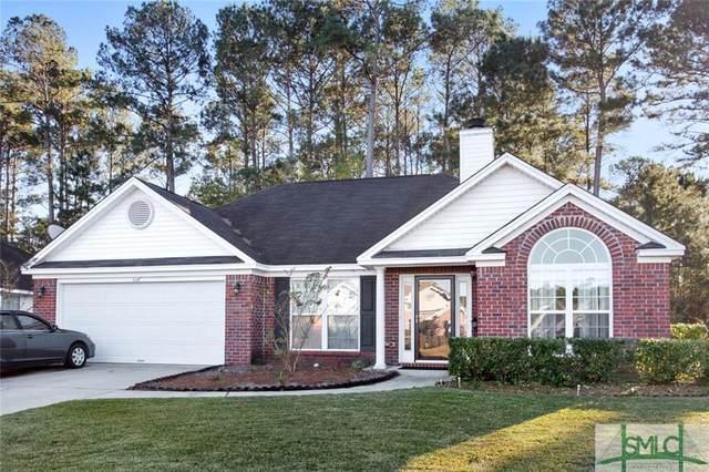 115 Nandina Way, Pooler, GA 31322 (MLS #239083) :: Level Ten Real Estate Group