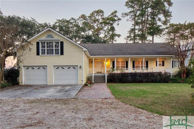 35 Falligant Avenue, Savannah, GA 31410 (MLS #239091) :: The Arlow Real Estate Group