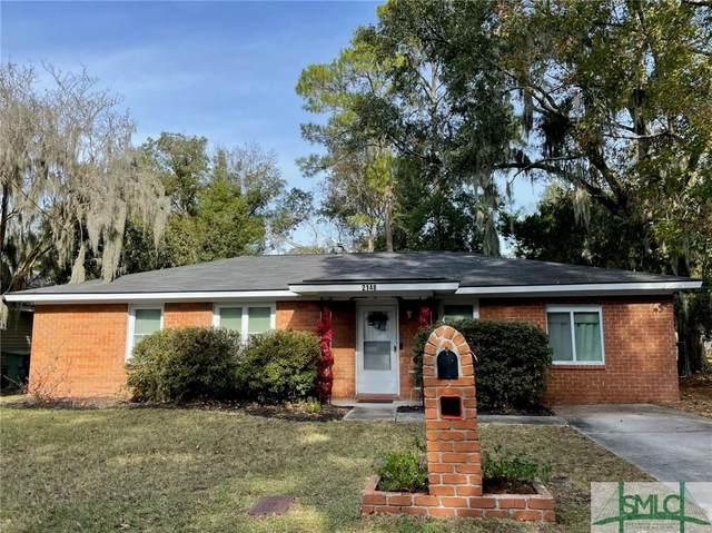 2148 Tennessee Avenue, Savannah, GA 31404 (MLS #239093) :: Teresa Cowart Team