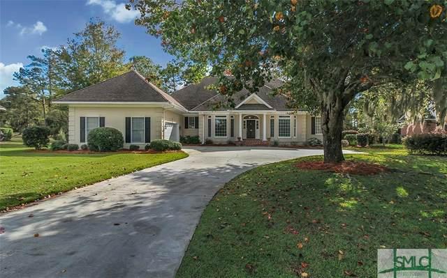 10 Amberwood Drive, Savannah, GA 31405 (MLS #239098) :: The Sheila Doney Team