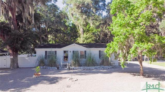 56 Lakeview Drive, Midway, GA 31320 (MLS #239101) :: RE/MAX All American Realty