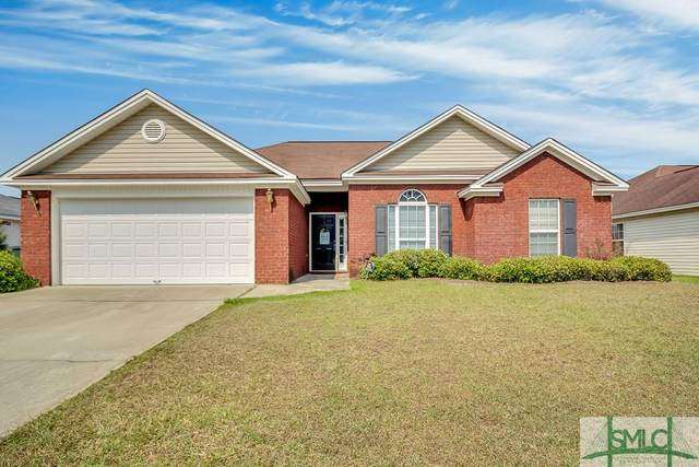 109 Aquinnah Drive, Pooler, GA 31322 (MLS #239106) :: Team Kristin Brown | Keller Williams Coastal Area Partners