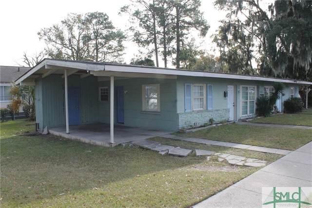 3602 Montgomery Street, Savannah, GA 31405 (MLS #239108) :: Level Ten Real Estate Group