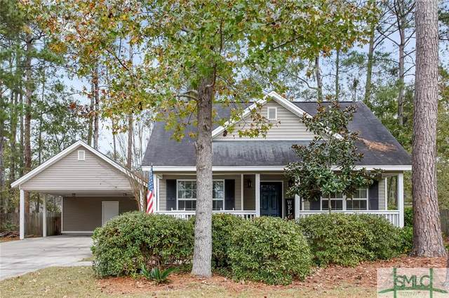 94 Wiregrass Trail, Rincon, GA 31326 (MLS #239115) :: Keller Williams Realty-CAP