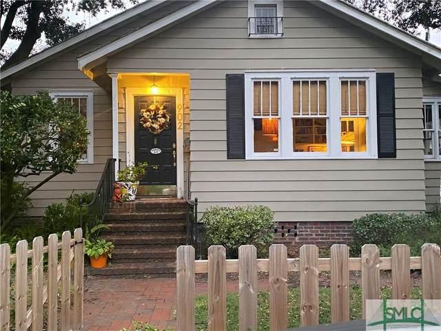 902 Maupas Avenue, Savannah, GA 31401 (MLS #239116) :: McIntosh Realty Team
