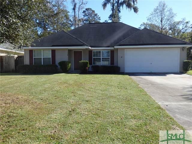 118 Blaine Court, Savannah, GA 31405 (MLS #239120) :: Level Ten Real Estate Group
