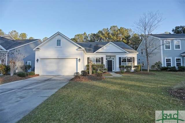 318 Remington Place, Pooler, GA 31322 (MLS #239122) :: Coastal Homes of Georgia, LLC