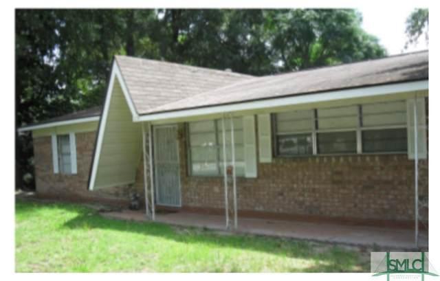 654 Eagan Road, Hinesville, GA 31313 (MLS #239131) :: Level Ten Real Estate Group