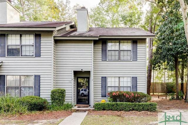 110 Hidden Lake Court, Savannah, GA 31419 (MLS #239135) :: The Sheila Doney Team