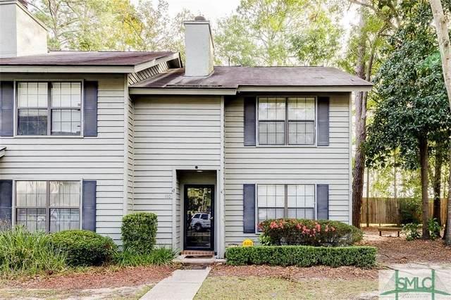110 Hidden Lake Court, Savannah, GA 31419 (MLS #239135) :: McIntosh Realty Team