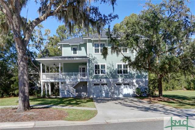 110 Natalie Court, Savannah, GA 31410 (MLS #239145) :: Keller Williams Realty-CAP