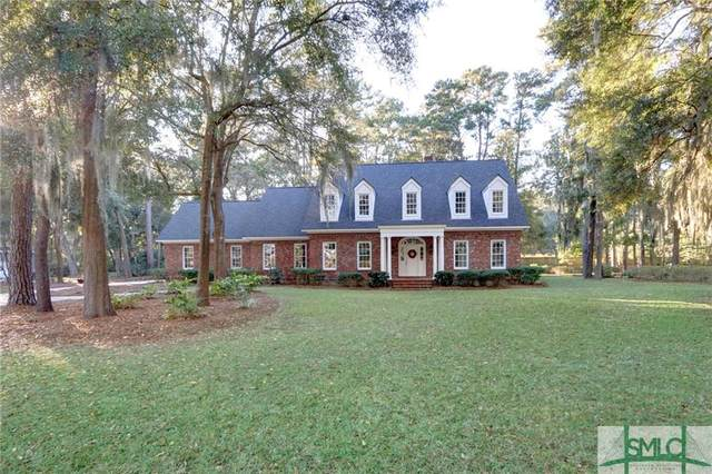 9 Marsh Harbor Drive N, Savannah, GA 31410 (MLS #239146) :: RE/MAX All American Realty