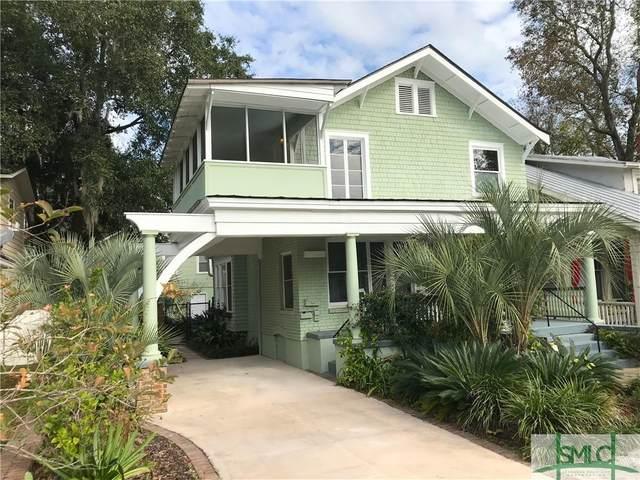 1110 E Duffy Street, Savannah, GA 31404 (MLS #239147) :: Coastal Homes of Georgia, LLC