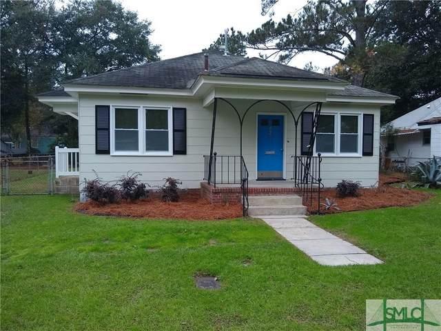 2313 E 39th Street, Savannah, GA 31404 (MLS #239151) :: Level Ten Real Estate Group
