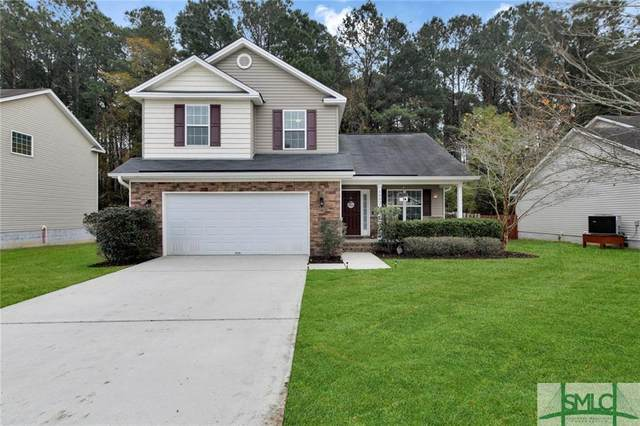 1552 Bradley Boulevard, Savannah, GA 31419 (MLS #239153) :: Team Kristin Brown | Keller Williams Coastal Area Partners