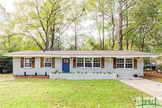 307 Woodley Road, Savannah, GA 31419 (MLS #239156) :: Level Ten Real Estate Group