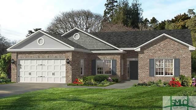 90 Melody Drive, Pooler, GA 31322 (MLS #239159) :: Coastal Homes of Georgia, LLC