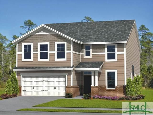 107 Melody Drive, Pooler, GA 31322 (MLS #239168) :: Coastal Homes of Georgia, LLC