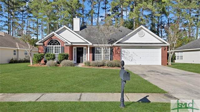110 Chinese Fir Court, Pooler, GA 31322 (MLS #239170) :: Team Kristin Brown | Keller Williams Coastal Area Partners