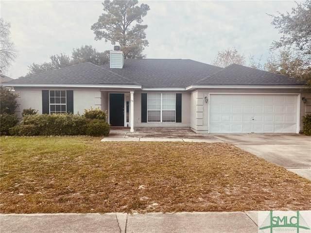 13 Chapel Drive, Savannah, GA 31406 (MLS #239171) :: Glenn Jones Group | Coldwell Banker Access Realty