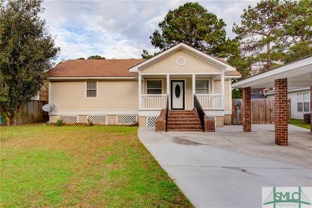130 Habitat Drive, Savannah, GA 31419 (MLS #239185) :: RE/MAX All American Realty