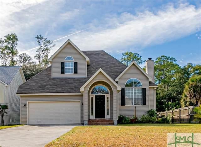 127 Vickery Lane, Savannah, GA 31410 (MLS #239194) :: Keller Williams Realty-CAP