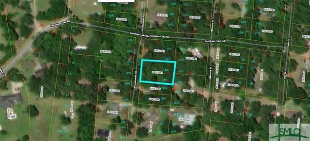 27 Pocahontas Road, Midway, GA 31320 (MLS #239196) :: Glenn Jones Group | Coldwell Banker Access Realty