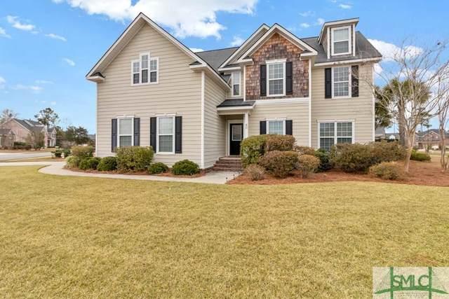 40 Fairview Drive, Richmond Hill, GA 31324 (MLS #239227) :: Barker Team | RE/MAX Savannah