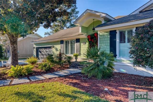 150 Cardinal Road, Savannah, GA 31406 (MLS #239237) :: Liza DiMarco