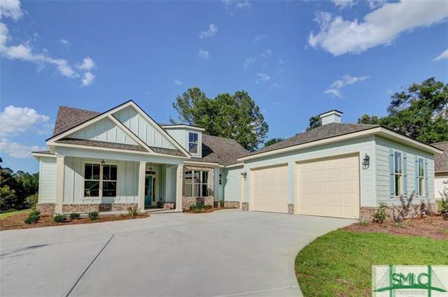 534 Braves Field Drive, Guyton, GA 31312 (MLS #239255) :: RE/MAX All American Realty
