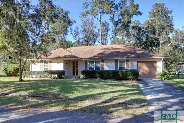 8 Long Boat Place, Savannah, GA 31410 (MLS #239276) :: Team Kristin Brown | Keller Williams Coastal Area Partners