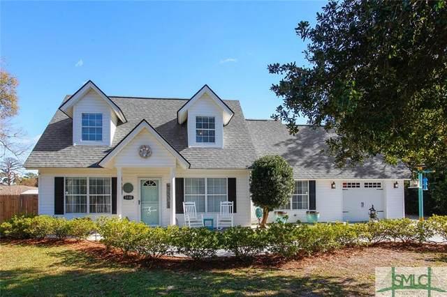 1110 Debbie Street, Savannah, GA 31410 (MLS #239277) :: Team Kristin Brown   Keller Williams Coastal Area Partners