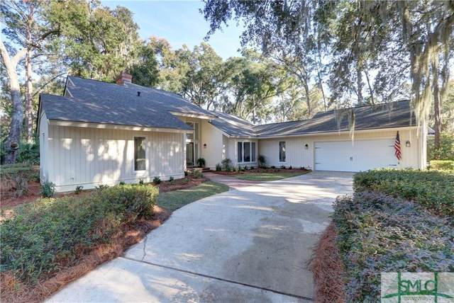 2 Sailmaker Lane, Savannah, GA 31411 (MLS #239279) :: Liza DiMarco