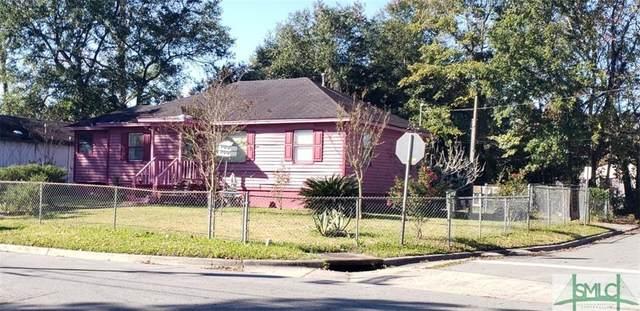 1605 Reynolds Street, Savannah, GA 31401 (MLS #239293) :: Liza DiMarco