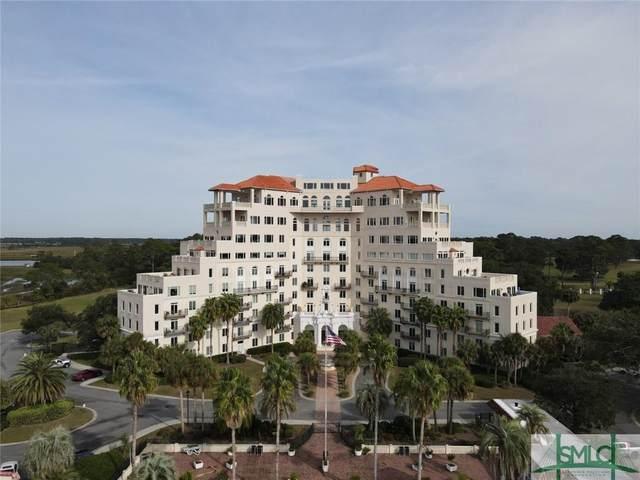 700 Wilmington Island Road #503, Savannah, GA 31410 (MLS #239306) :: Team Kristin Brown | Keller Williams Coastal Area Partners