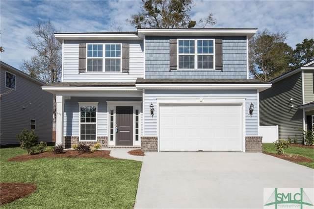 212 Hammock Drive, Richmond Hill, GA 31324 (MLS #239326) :: Liza DiMarco