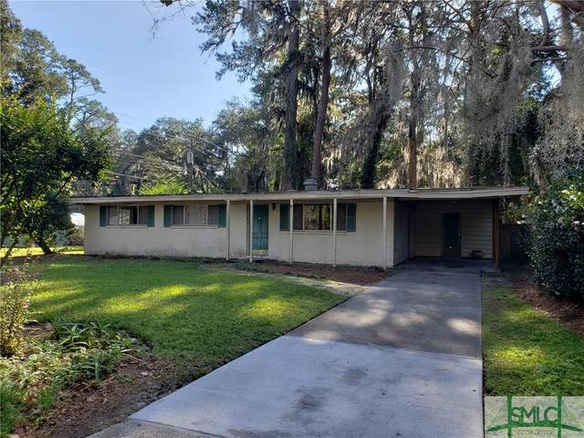 142 Jacquelyn Drive, Savannah, GA 31406 (MLS #239340) :: The Sheila Doney Team