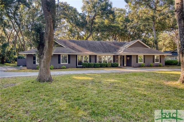 37 Middleton Road, Savannah, GA 31411 (MLS #239392) :: Liza DiMarco