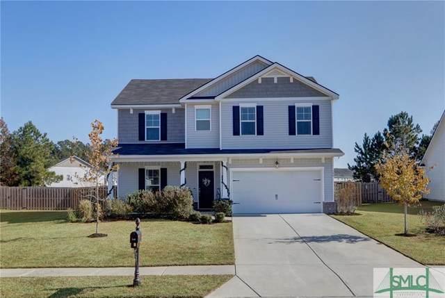 140 Greyfield Circle, Savannah, GA 31407 (MLS #239400) :: Teresa Cowart Team