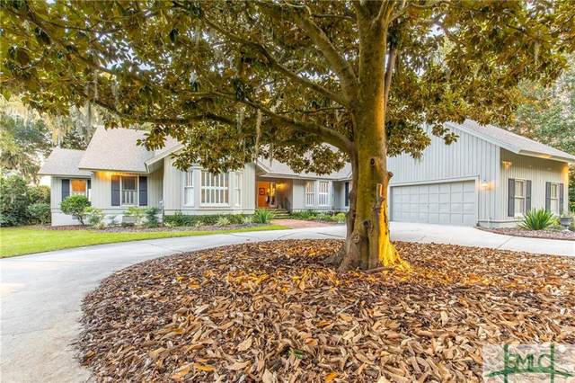 14 Delegal Road, Savannah, GA 31411 (MLS #239403) :: Liza DiMarco