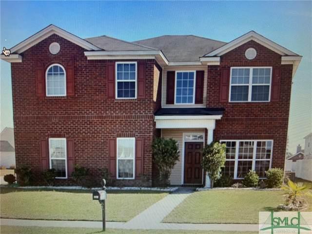 160 Butler Drive, Richmond Hill, GA 31324 (MLS #239406) :: Teresa Cowart Team