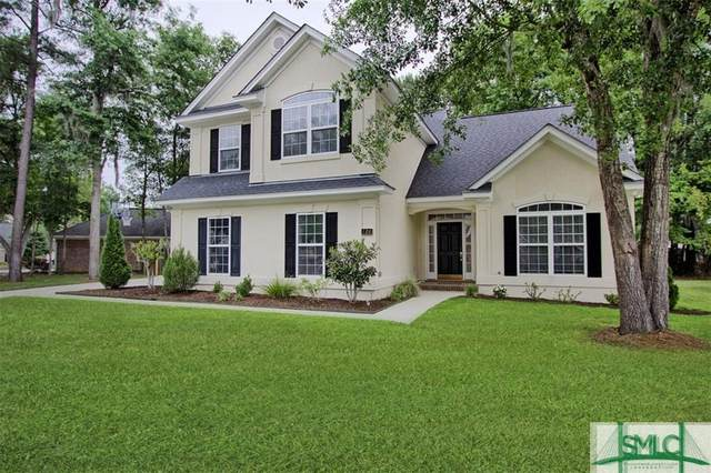126 Valhalla Drive, Savannah, GA 31419 (MLS #239430) :: Team Kristin Brown | Keller Williams Coastal Area Partners