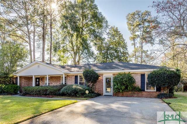 1517 Queensbury Street, Savannah, GA 31406 (MLS #239431) :: Team Kristin Brown | Keller Williams Coastal Area Partners