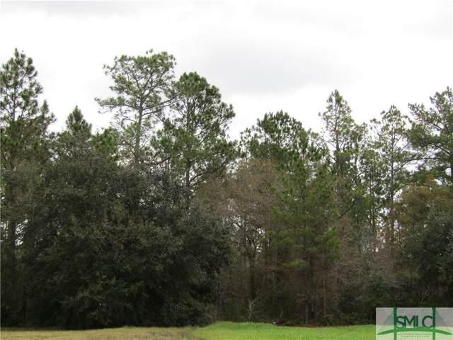 0 Allen Street, Jesup, GA 31546 (MLS #239443) :: The Arlow Real Estate Group