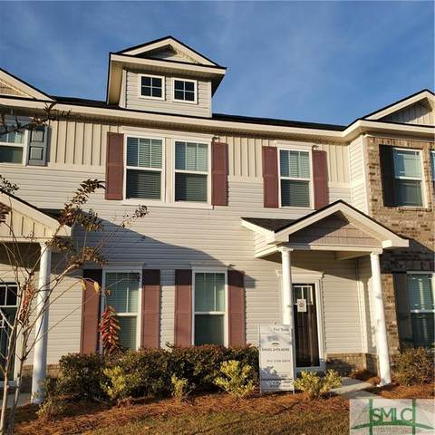 102 Ventura Place, Pooler, GA 31322 (MLS #239449) :: RE/MAX All American Realty