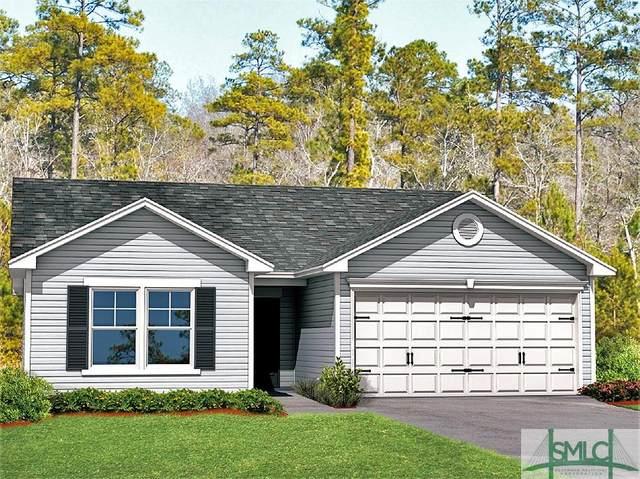 15 Mirror Lake Drive, Savannah, GA 31407 (MLS #239456) :: Teresa Cowart Team